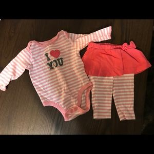 Old Navy baby outfit